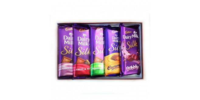 Cadbury Dairy Milk Silk Combo