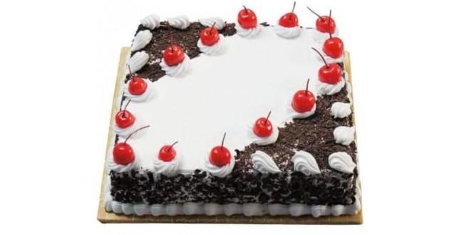 Cherry Blackforest Cake 1 2 Kg