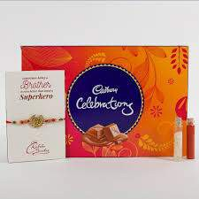 Rakhi Cadbury Celebrations Combo