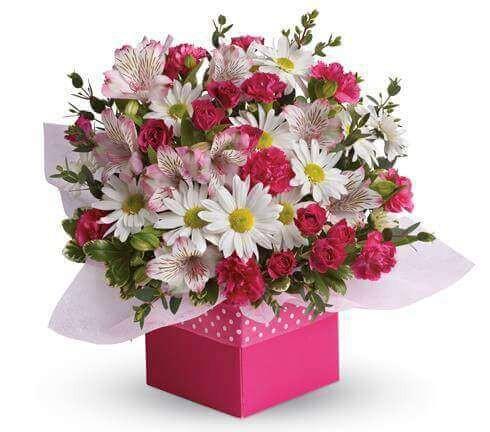 Sweet  Floral Arrangement