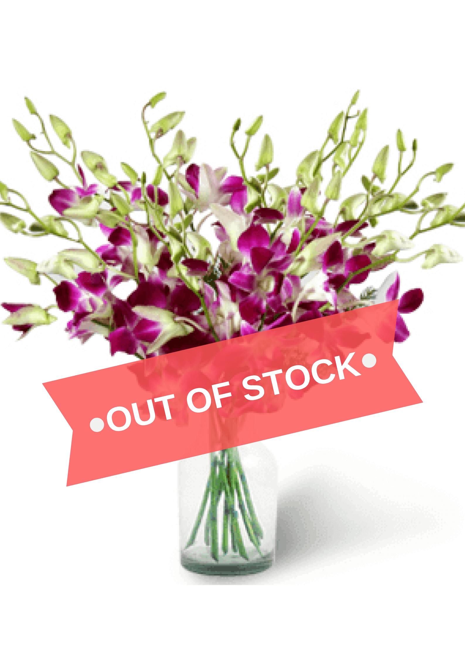 Orchid Flowers Arrangements