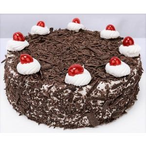 Black Forest Cake (1/2 Kg)